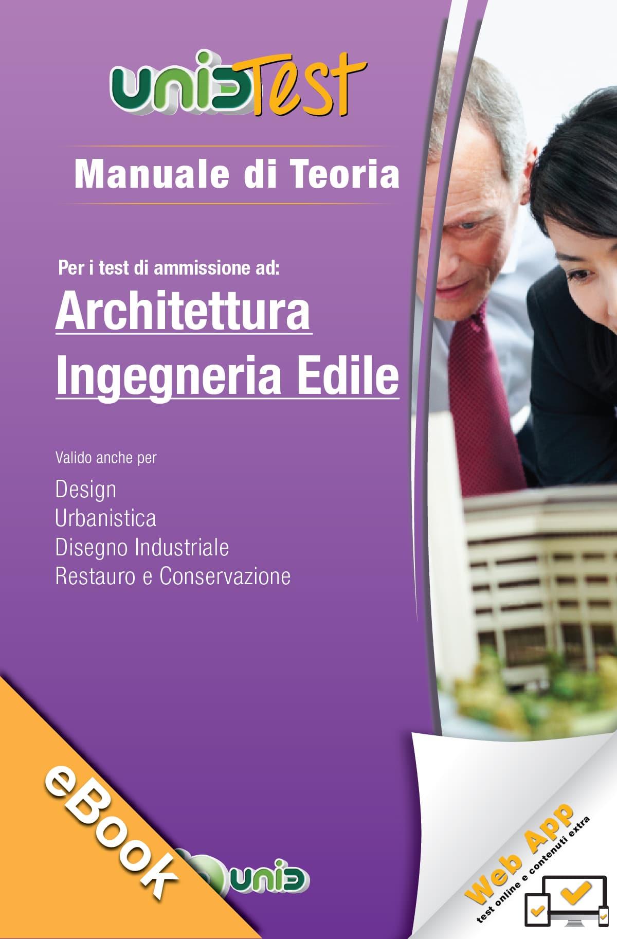 ebook test ammissione architettura ingegneria edile