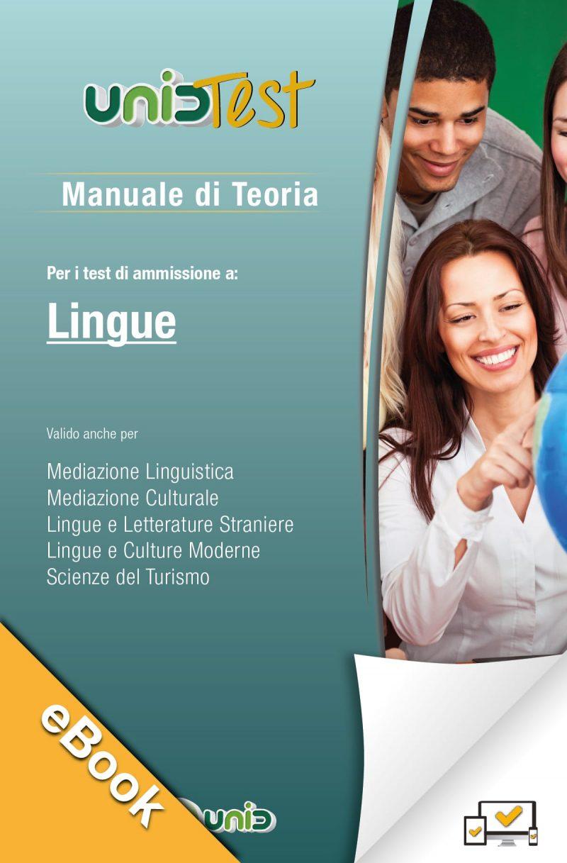 ebook test ammissione lingue
