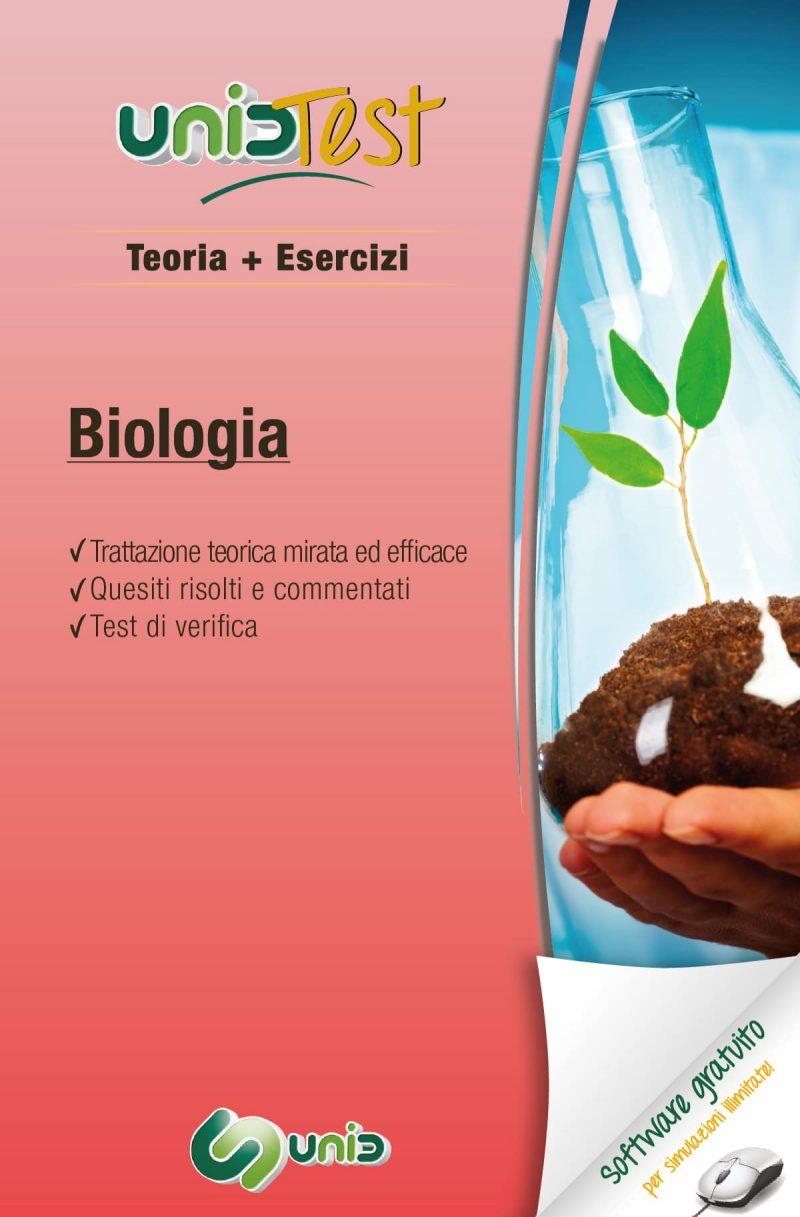 libri test ammissione biologia