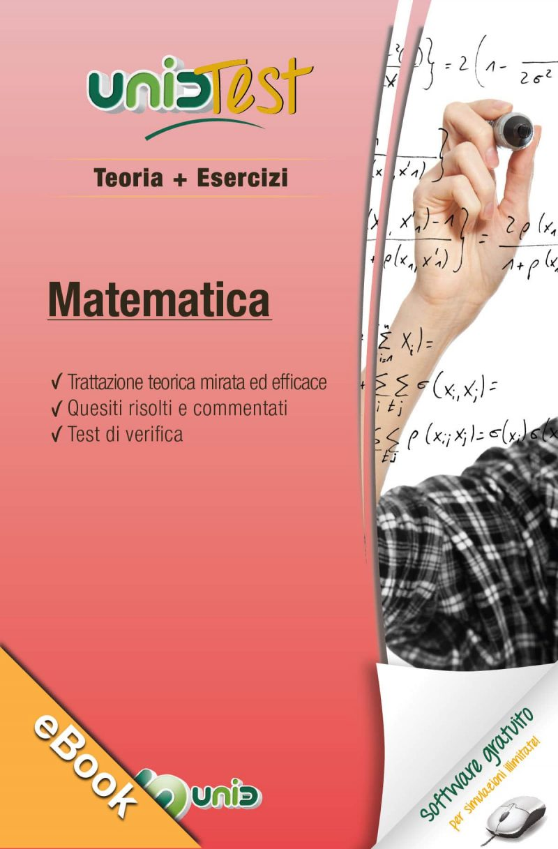 ebook test ammissione matematica