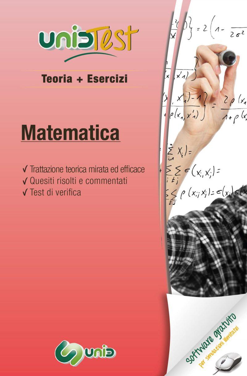 libri test ammissione matematica