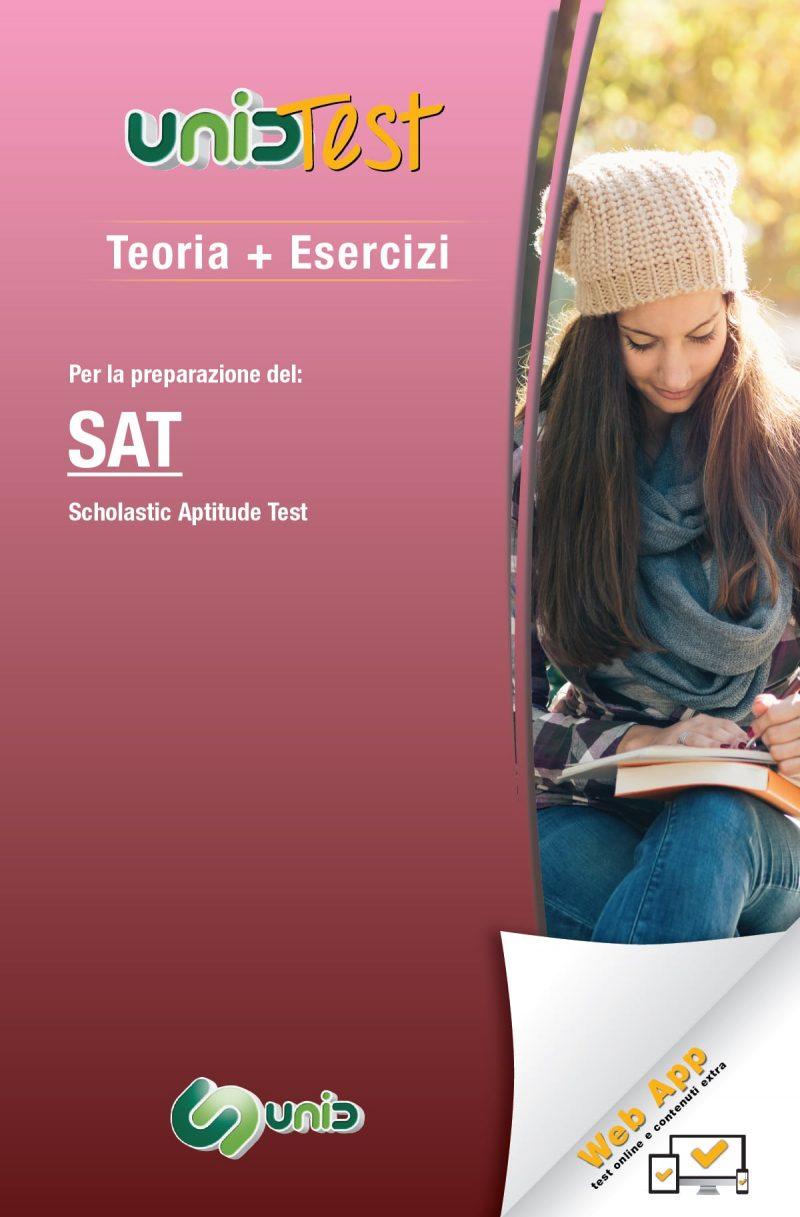 libro test sat teoria esercizi