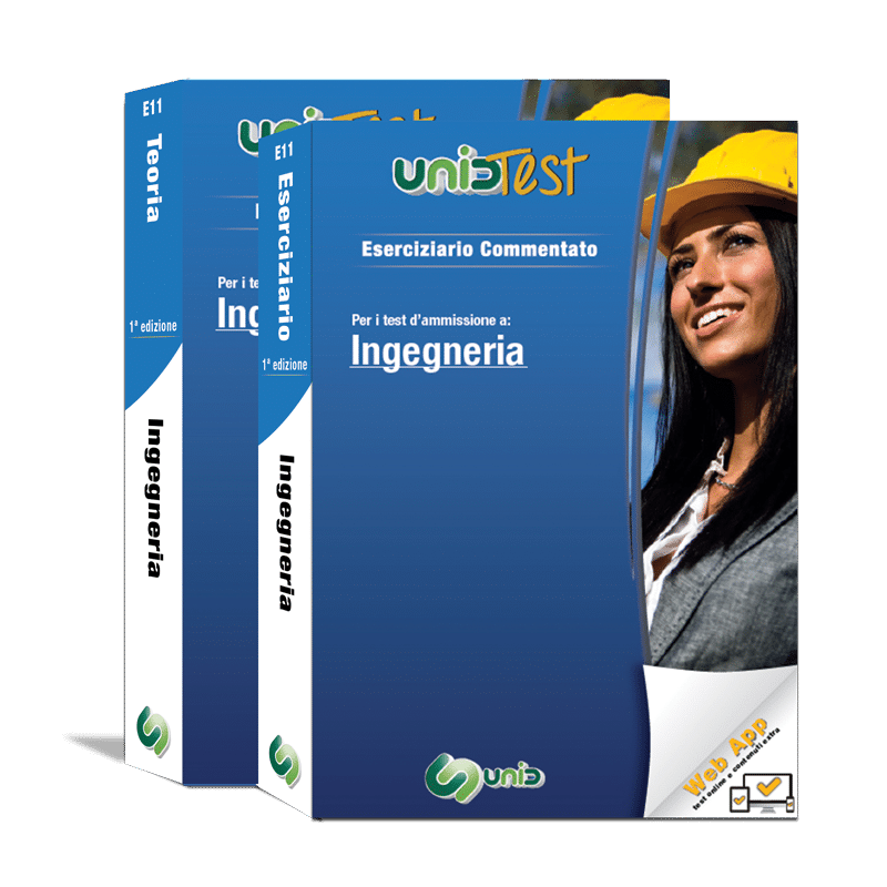 kit libri test ingegneria