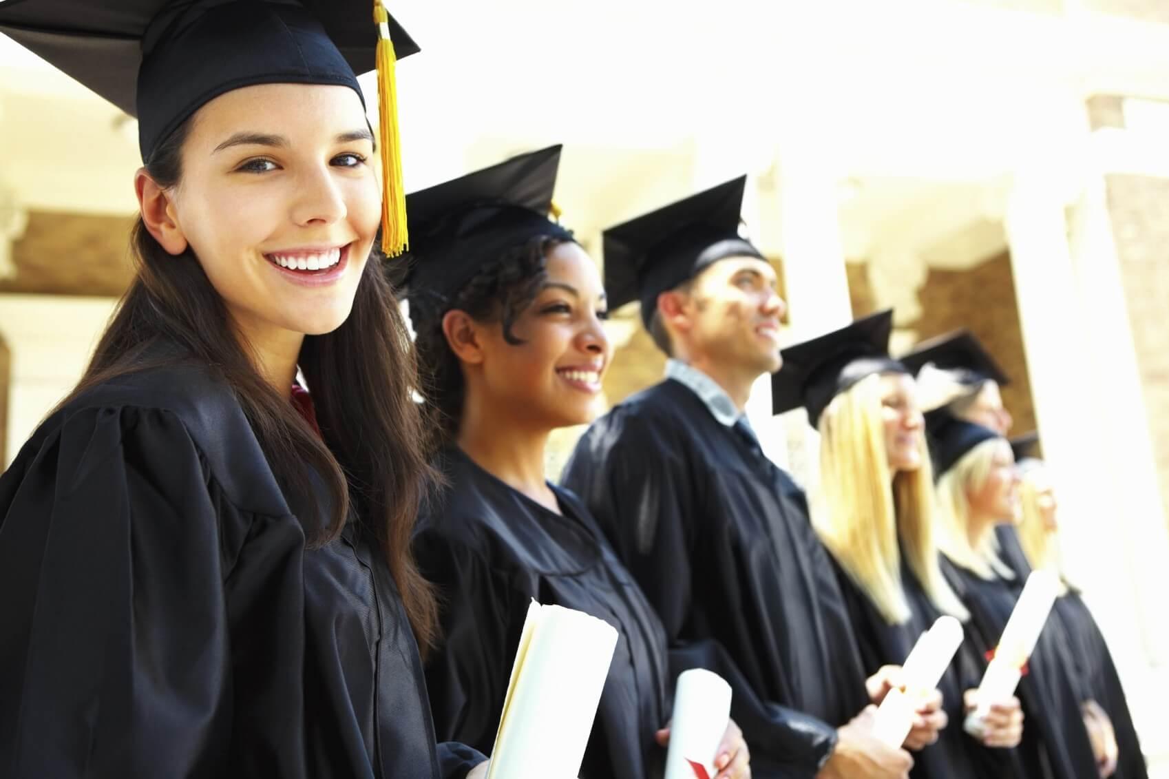 Per Eurostat solo il 58% dei laureati lavora nei tre anni
