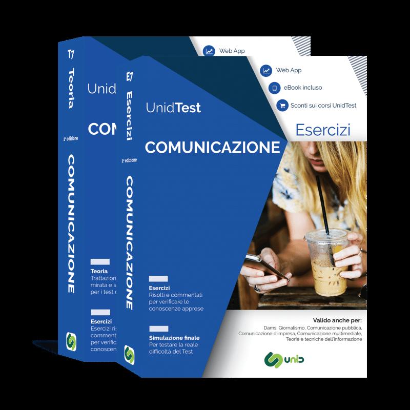 Libri test ammissione Comunicazione