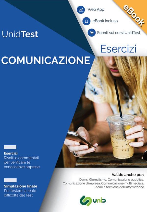 ebook test ammissione Comunicazione