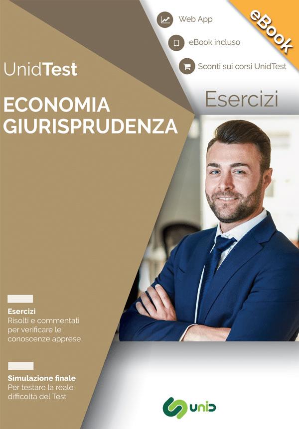 ebook test ammissione Economia e Giurisprudenza