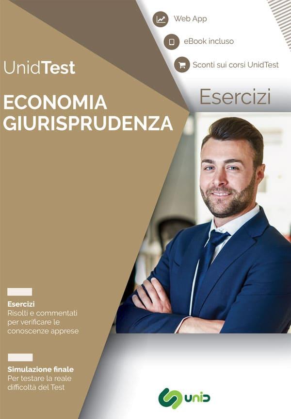 Libri test ammissione Economia e giurisprudenza