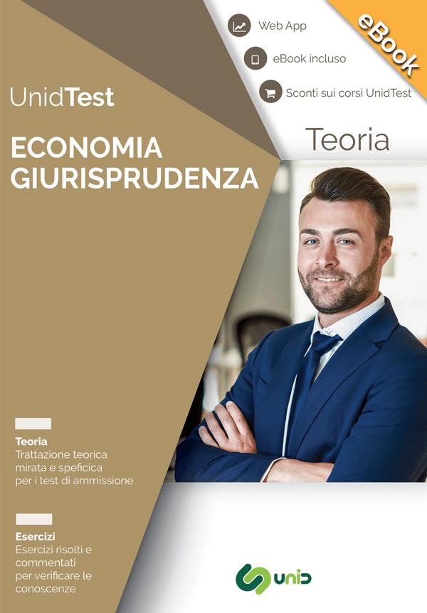 Manuale di teoria per economia e giurisprudenza ebook for Test ammissione economia
