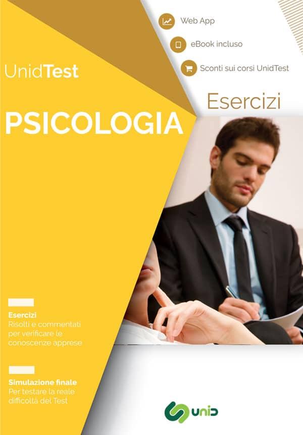 Libri test ammissione Psicologia