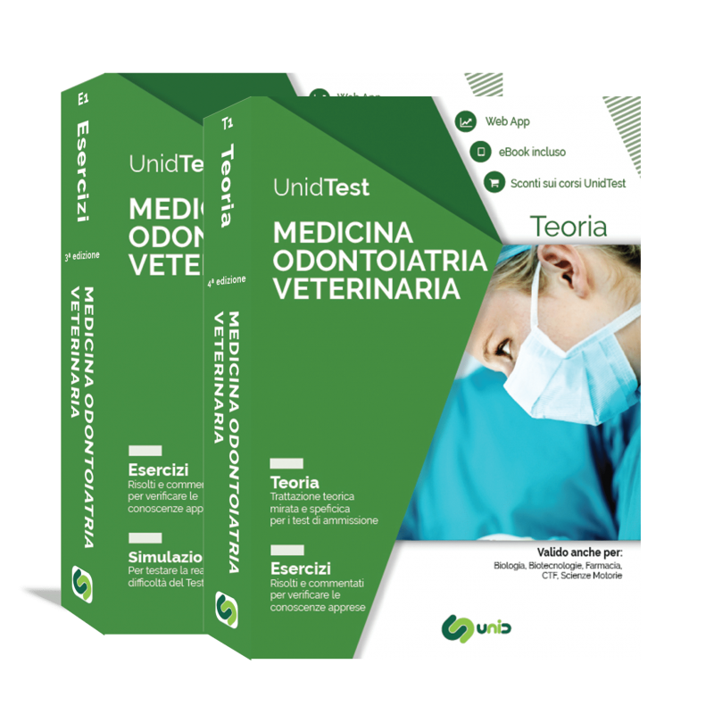 Libri test ammissione Medicina