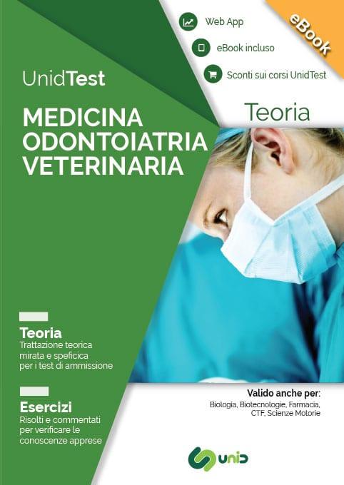 Manuale di teoria per medicina odontoiatria e veterinaria for Test medicina online