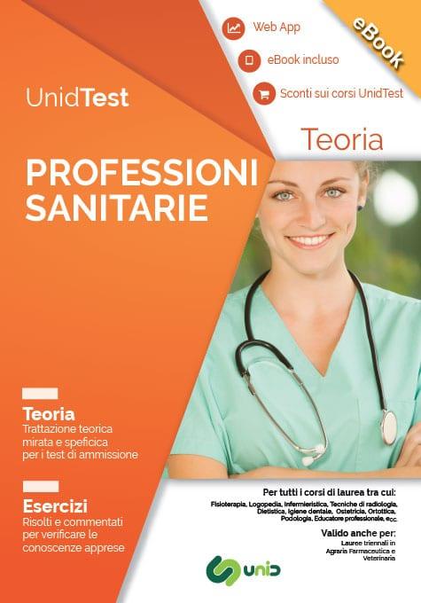 ebook test ammissione Professioni sanitarie